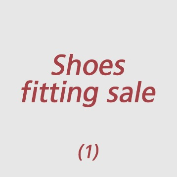 shoes fitting sale - 1