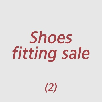 shoes fitting sale - 2